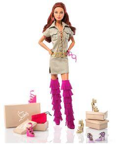 Christian Louboutin Second Designer Barbie