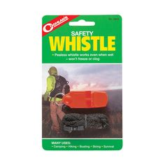 Coghlans Camping Whistle/ Safety Whistle