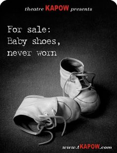 Hemingway Baby Shoes Story