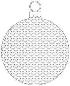 *round ornament 8