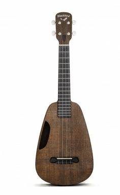 Blackbird launches the Clara plant-fiber composite ukulele By Paul Ridden November 19, 2013  The Clara ukulele sports the company's patented hollow neck design, with a sound port in the head, and a fingerboard and bridge made from Richlite