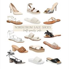 My favorite sale shoes from the Nordstrom half-yearly sale! Nordstrom Half Yearly Sale, Nordstrom Sale, Hello Fashion Blog, Shoe Sale, Shoes, Shopping, Zapatos, Shoes Outlet, Shoe
