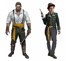 assassin's creed syndicate concept art - Google Search