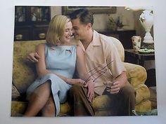 Leonardo Dicaprio Autographed Signed 11X14 Photo COA 'Kate Winslet Titanic '