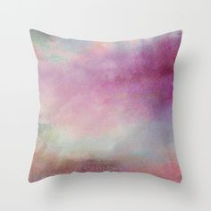 Untitled (Cloudscape) 20121002r Throw Pillow