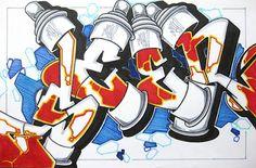 Underground HipHop and that revolutionary talk Graffiti Writing, Graffiti Alphabet, Graffiti Lettering, Graffiti History, Seen Graffiti, Graffiti Art Drawings, Graffiti Artists, Graffiti Wildstyle, Grafitti Street