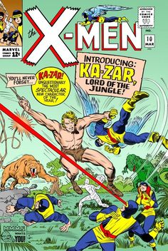 Over the history of the X-Men, there have been a number of comic book covers rejected for one reason or another. Here are 15 unpublished X-Men covers! Marvel Comic Books, Comic Books Art, Marvel Characters, Book Cover Art, Comic Book Covers, Comic Book Artists, Comic Artist, Living In The Jungle, Tarzan