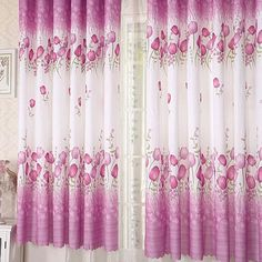 Modern Home Living Room Window tulle curtains kitchen door curtain home decoration window blinds