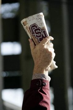 The legend of Mississippi State's cowbell (this one looks VERY similar to our own beloved bell)
