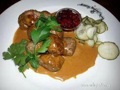 Köttbullar #Sweden (polpettine svedesi #Svezia) #food #cibo