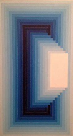 Stuff I want to make SNAKE RANCH — larameeee: Optical illusion - azul…. Victor Vasarely, Op Art, Optical Illusion Quilts, Optical Illusion Wallpaper, Color Optical Illusions, Optical Illusion Paintings, Illusion Kunst, 3d Quilts, Displays