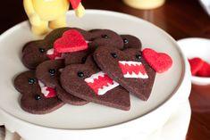Domo-kun   Community Post: 25 Wonderfully Geeky Cookies