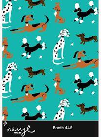 print & pattern: SURTEX 2011 - neryl
