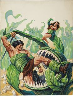 Bob Larkin - The Savage Sword of Conan #42 (Marvel, 1979)