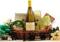 90 Point Foxglove Chardonnay (Varner) Gift Basket