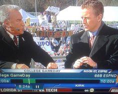 Phish -- Fluffhead -- ESPN -- Gameday should be in Denver this saturday!!