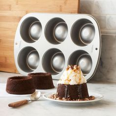 Wilton® Brownie Cup Pan... Must have one!!
