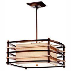 Yin & Yang Convertible Pendant Ceiling Light