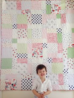 Whimsy Quilt Tutorial and Quilt Kit! - Quilting Tutorials and Fabric Creations   Quilting In The Rain