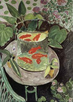 Fish, Henri Matisse