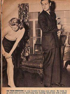 Dating tips fra 1938 MSN