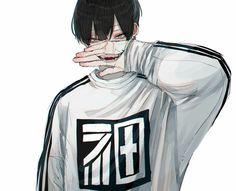 画像 Anime Boys, Hot Anime Boy, Cute Anime Guys, Manga Boy, Manga Anime, Anime Art, Dark Anime, Anime Boy Zeichnung, Animes Yandere