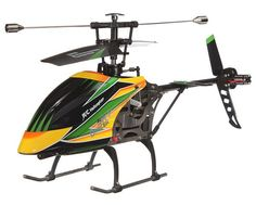 WLtoys V912 - RC Helikopter, 2,4GHz Single Blade, 4Channel