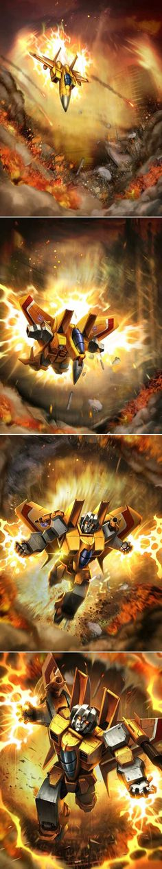 TRANSFORMERS LEGENDS: sunstorm by manbu1977.deviantart.com on @deviantART