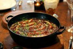 Gordon Ramsey Sausage Hot Pot