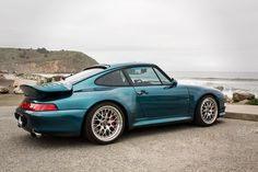 Porsche 993 Andial Turbo