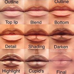 How to Make Your Lips Look Fuller and Bigger - AllDayChic
