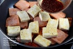 Vegetable Seasoning, Korean Food, Food Plating, Feta, Pork, Cheese, Vegetables, Cooking, Recipes