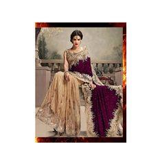 Buy Dertaste Purple Net And Velvet Saree by Shreenath Packaging, on Paytm, Price: Rs.3800?utm_medium=pintrest