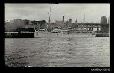 TSS OP TEN NOORT at Circular Quay, Sydney   Flickr - Photo Sharing!