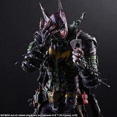 Batman's Rogues Gallery: Joker Variant Play Arts Kai Action Figure - AnimePoko.com