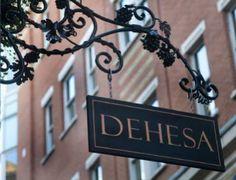 DEHESA - charcuterie & tapas bar | DEHESA