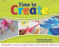 """A recent conversation with my five year old; """"Mummy, I am an artist."""" """"What makes you say that?"""" """"Because I have all of the good ideas."""" This as she was spontaneously fingerpainting the bricks unde..."""