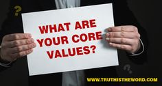 We all have core values, even if we cannot express them easily. Core values are the guiding principles that determine our behaviours and priorities. As individuals, we absorb these as our parents embed them into us from an early age. Your Values, Stay True, Priorities, Core, Parents, Posts, Sayings, Dads, Messages