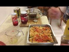 Bacalhau no Forno ! - YouTube Portuguese Food, Portuguese Recipes, Cooking Videos, Fish Dishes, Fish Recipes, Grilling, Chicken, Ethnic Recipes, Youtube