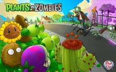 Plantas vs Zombies 2, un Nuevo Juego para iPad que Llegará en Verano