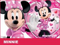 Minnie party Minnie Mouse, Disney Characters, Party, Parties
