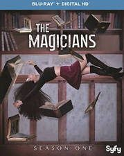 The Magicians: Season One Blu-ray  Digital HD - new/sealed w/ slipcover