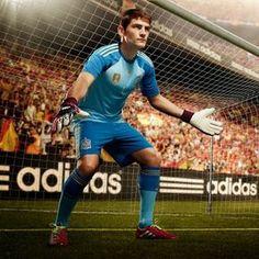 Football Kits, Goalkeeper, Adidas, Real Madrid, Soccer, Sporty, Running, World, Robin