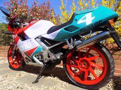 eBay: 1989 APRILIA AF1 125 SINTESI REGGIANI REPLICA SPORTS CLASSIC 2 STROKE MOTORCYCLE #motorcycles #biker