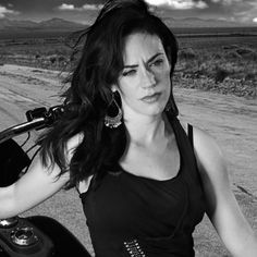 Maggie Siff   The Gemma Teller of Jax's generatio ;D