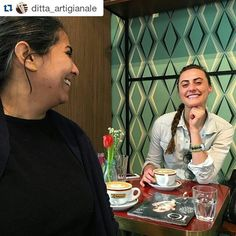 #Repost @ditta_artigianale with . A place where #greatminds  customer  service & #coffee come together. The #coffeeholic in me rate this as the number 1 place in the world..... #Firenze  #Italy  #dittaartigianale @sarajanebowers_  #entrpreneurial space.