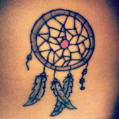 Really starting to like the dream catcher tattoo.