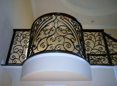 Lion Iron Work Inc. | Custom Railings