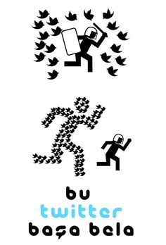 twitter agains violence... direngezi. Is twitter a menace to society?