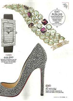 Epoca SP Magazine - Candy collection bracelet